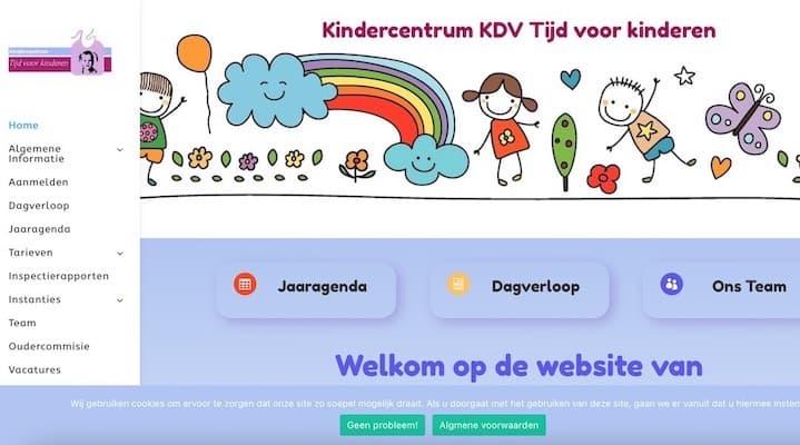 www.kdv-tijdvoorkinderen.nl